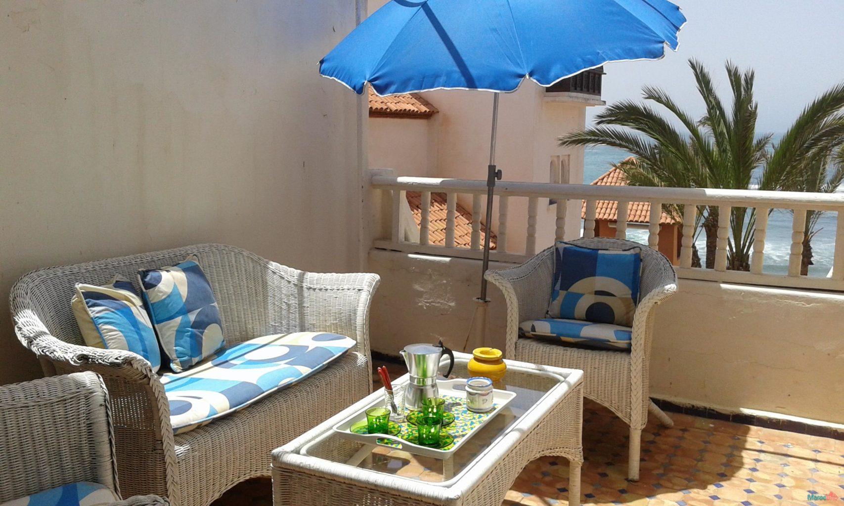 a louer pour les vacances appartement duplex bouznika r sidence la kasbah marocbnb. Black Bedroom Furniture Sets. Home Design Ideas